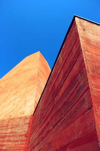 inspirations d'architecture : Casa das storias de Paola Rego